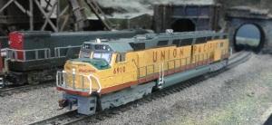 Dummy Locomotive Chassis
