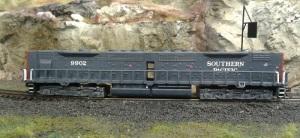 Locomotive Shells