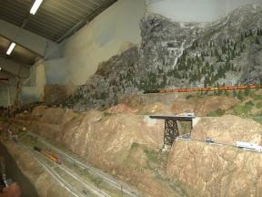 Big Boy running over Donner Pass