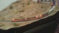 BNSF rounding the bend