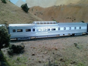 California Zephyr Dome Car