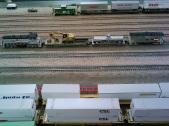 Caltrain MOW Train