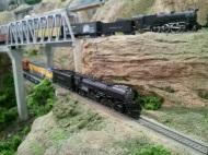 Challenger & K4 on the Bridges