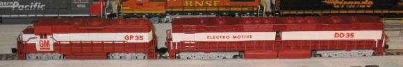 DD35 Demonstrator 3 (Brian Stewart)