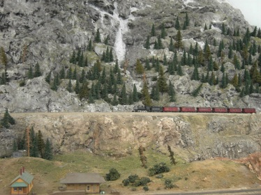 D&RGW over Donner Pass