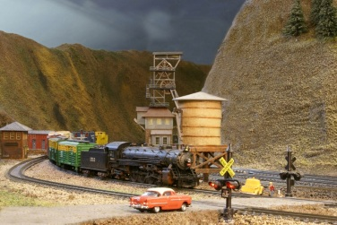 Frisco passing ITS Mine