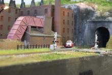 Grade Crossing at Power Station