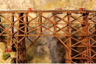 James Canyon Trestle