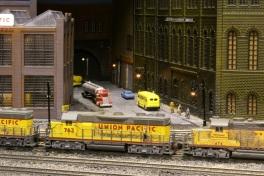 Mill Lane & UP Diesels