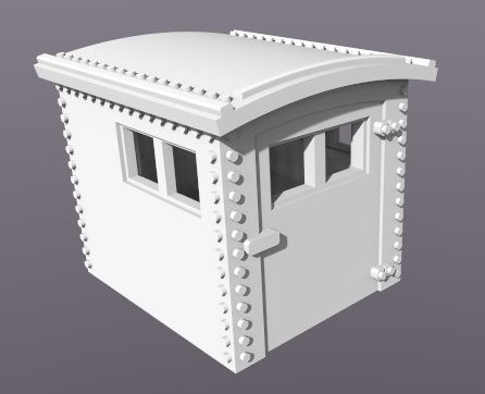 Incredible Nw Tender Dog House James Train Parts Download Free Architecture Designs Meptaeticmadebymaigaardcom