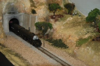 Sierra 39 at tunnel 41 (Photo by Morgan)