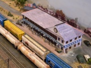 Solent Summit Station