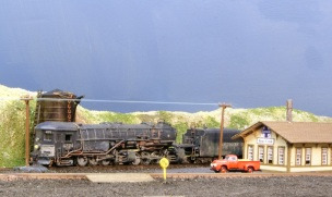 SP 4224 at Bear Creek