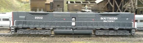 EMD DD35-3