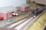 SP 'Owl' on Coal Mine module