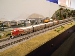 Super Chief passing Dilithium Fuels (Photo by Andy)