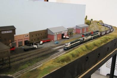 Unit Coal Train