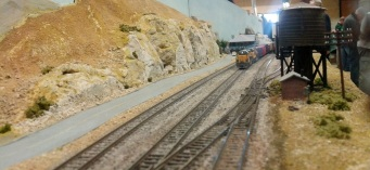 Benson 2014 10 Leaving Solent Summit