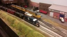 Benson 2014 13 Entering Coal Mine