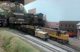 Benson 2014 14 Entering Coal Mine