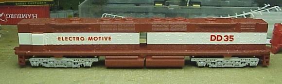 DD35 Demonstrator 1 (Brian Stewart)