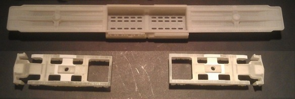 EMD DD35 Chassis Kit