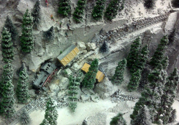 N scale in Switzerland 2
