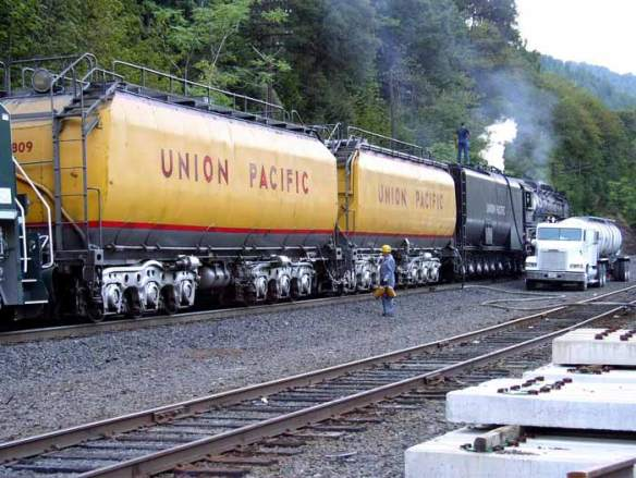 3985 In Dunsmuir, Ca 2005 (Photo by Richard Wrede)