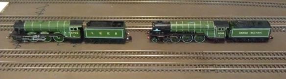 N-Trak Con 2014 Bournemouth - LNER