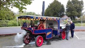 Bitza Steam Lorry Fordingbridge - April 2014 2