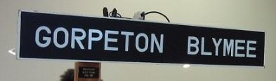 Gorpeton Blymee Fordingbridge - April 2014 1