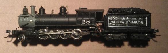 MDC 2-8-0 Black Drive Shaft