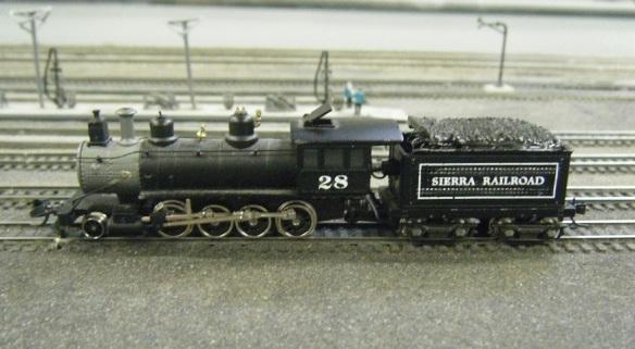 Sierra 2-8-0 No 28