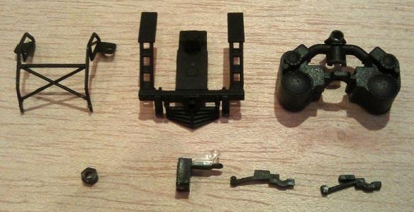 Rowa Y6B Pilot Parts