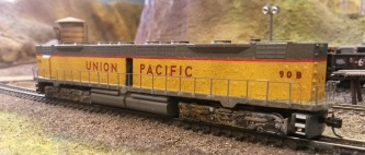 EMD DD35 With Brass Etched Additions 3