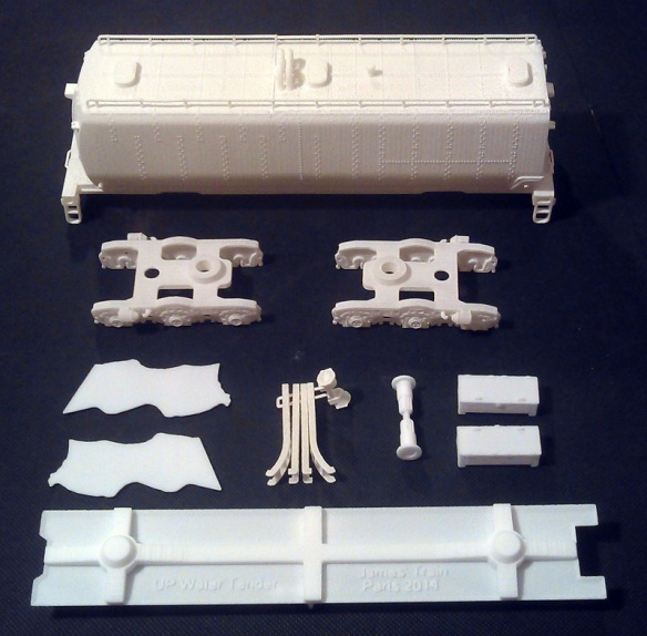 HO Tender Kit