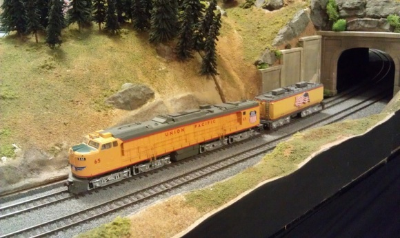 Bearwood Modular HO -NMRA 2014 6