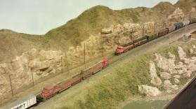 Horsethief Bridge NMRA 2014 - BNSF Meet 1 2