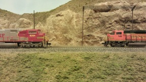 Horsethief Bridge NMRA 2014 - BNSF Meet 3