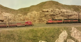 Horsethief Bridge NMRA 2014 - BNSF Meet 4