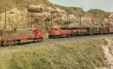 Horsethief Bridge NMRA 2014 - BNSF Meet 5