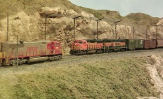 Horsethief Bridge NMRA 2014 - BNSF Meet 5