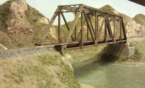 Horsethief Bridge NMRA 2014 - Bridge