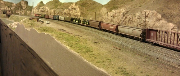 Horsethief Bridge NMRA 2014 - Mixed Manifest 3