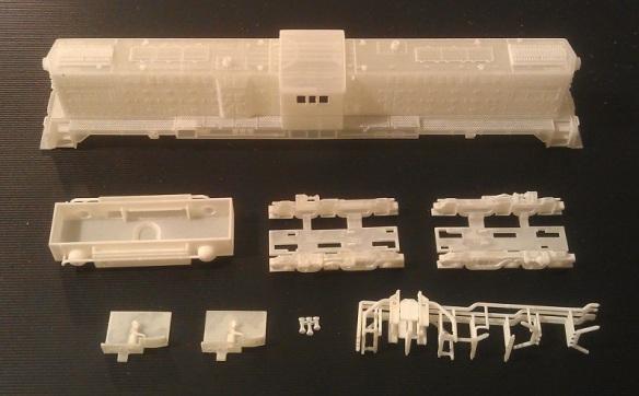 Baldwin RT-624 Kit
