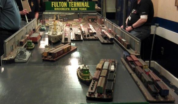 Fulton Turminal - NMRA 2014 2