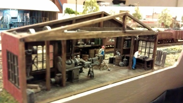 Sawpit Creek - NMRA 2014 14