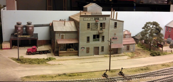 Sawpit Creek - NMRA 2014 16