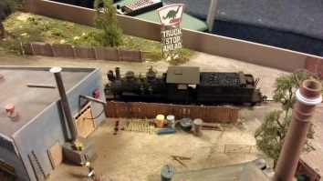 Sawpit Creek - NMRA 2014 2