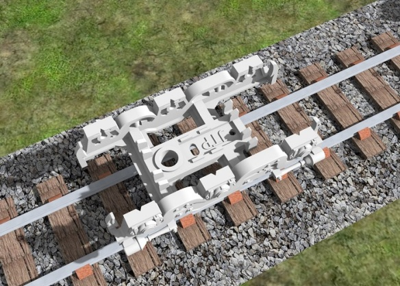 Alco C-628 Dummy Chassis Render 9